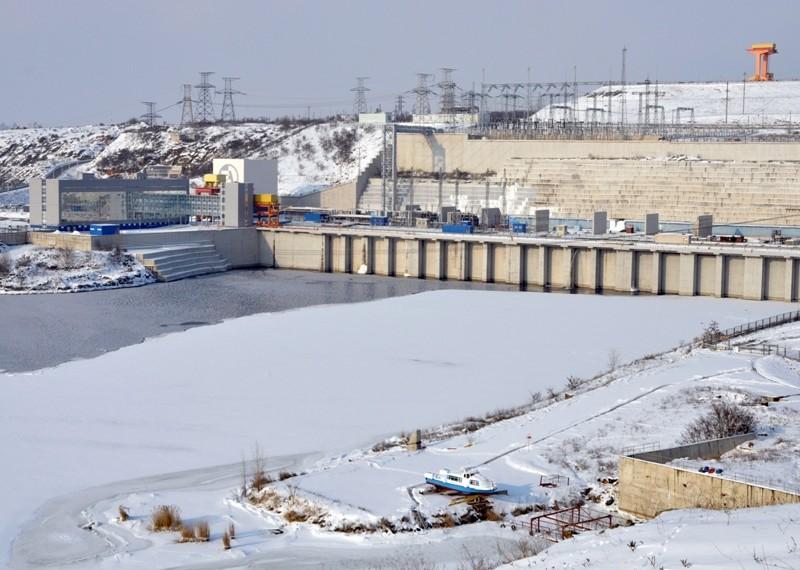 Реконструкцию второго гидроагрегата Ташлыкской ГАЭС завершили досрочно