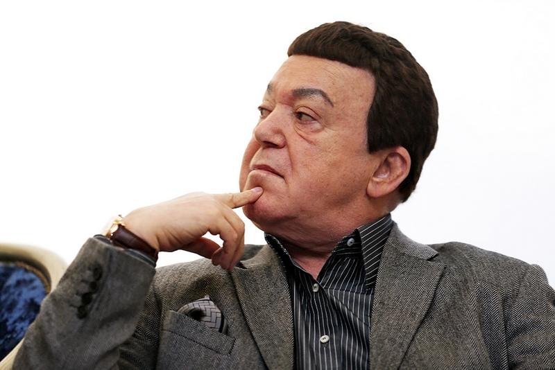 В «черный список» санкций вошел Иосиф Кобзон