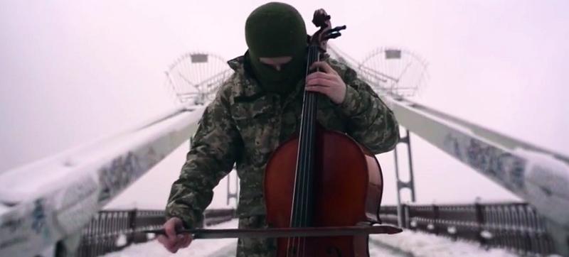 """В Украине стартовал новый культурно-военный проект """"Музыка воинов"""""""