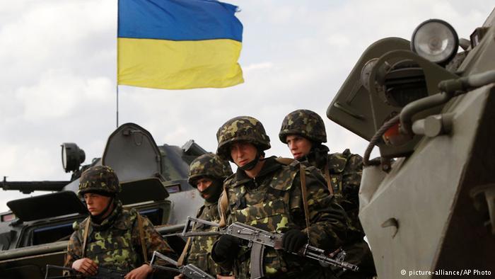Военный эксперт: У Украины достаточно оружия, но нет стратегии