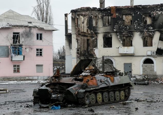 """Как """"русский мир"""" смел с лица земли Углегорск"""