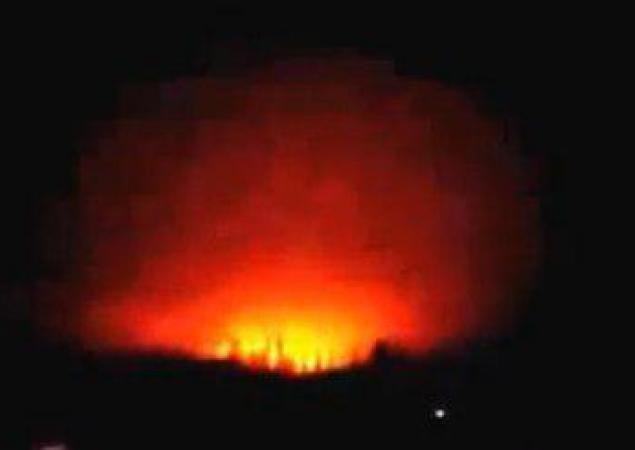 Мощный взрыв в Донецке. Взрывная волна докатилась до Горловки