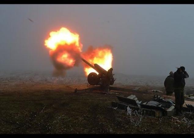 Боевики нарушают перемирие и сами это фиксируют