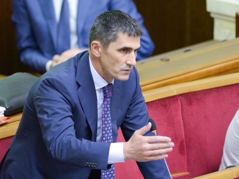 Соболев подтверждает, что Ярема написал заявление об отставке