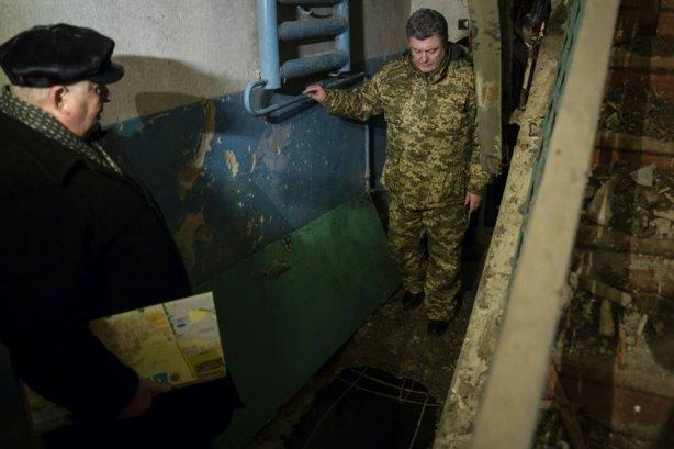 """Порошенко едет в Минск. """"Мы требуем мира без каких-либо условий"""""""