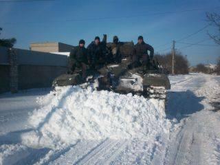 Торг уместен. Российский контрактник предложил бойцам украинской армии… танк. Говорит, есть много