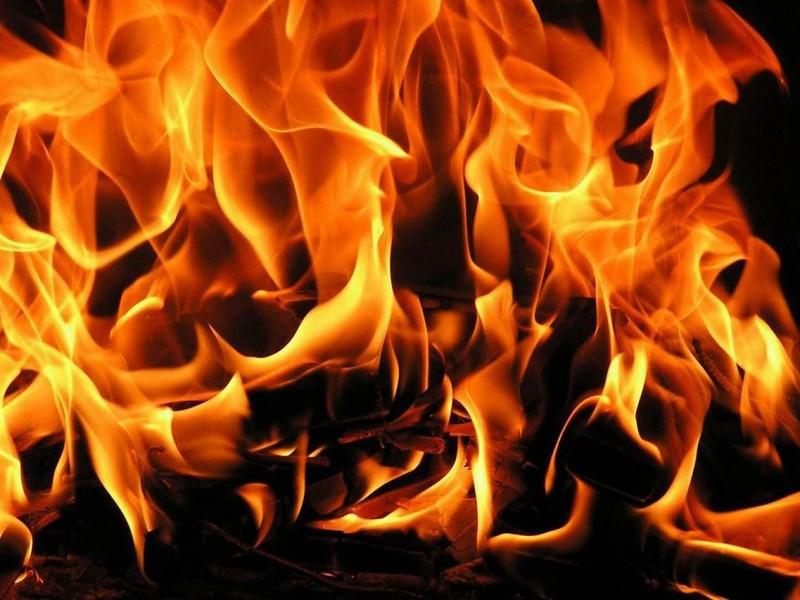 Вчера на Николаевщине горели дома и хозпостройки – один человек погиб