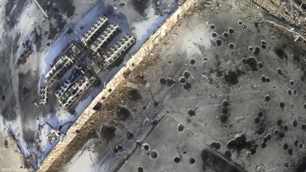 """Британский военный инструктор: """"Шесть из десяти жертв среди украинских добровольцев происходят в результате огня по своим"""""""