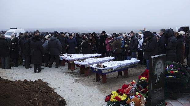 Deutsche Welle: На Донбассе погибло 50 тысяч человек