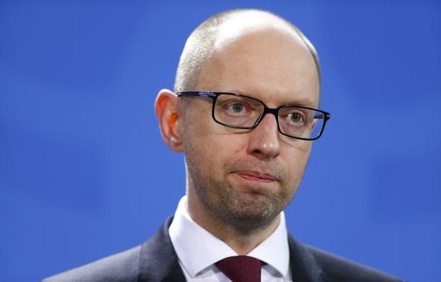 """Яценюк: """"Мир в Европе зависит от мира в Украине"""""""