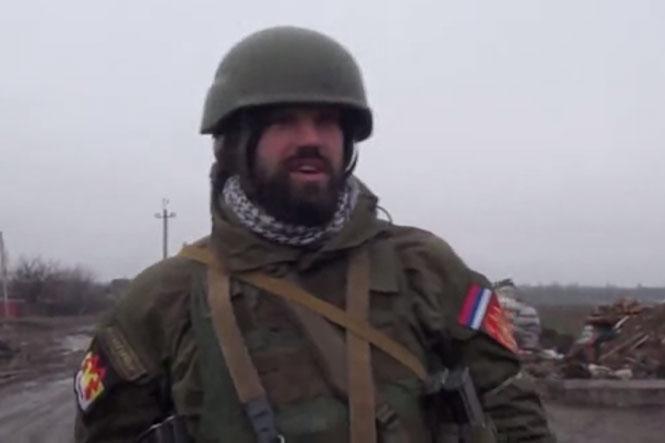 """Российский спецназ """"Альфа"""" воюет в Углегорске"""