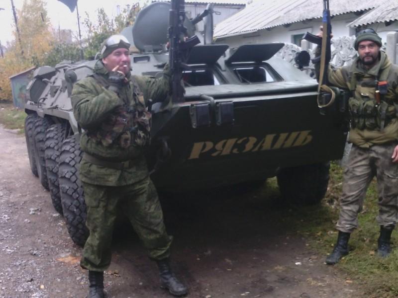 Российский депутат даже не скрывает, что руководит наемниками на Донбассе