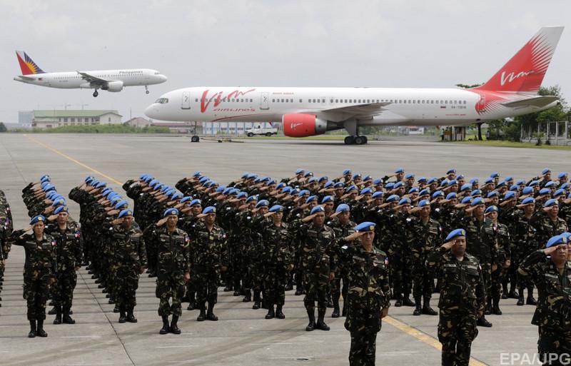 Что означает введение миротворческого контингента ООН