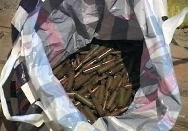 На Николаевщине правоохранители задержали пьяного с полным пакетом боеприпасов