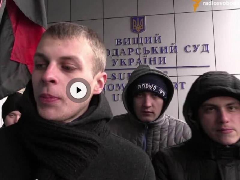 """Протест за деньги. Журналист Радио Свобода """"интегрировался"""" в проплаченный митинг"""