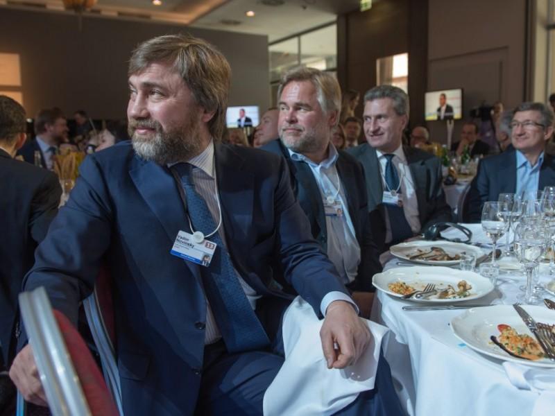 Новинский – гражданин России. Чорновол требует лишить его украинского гражданства