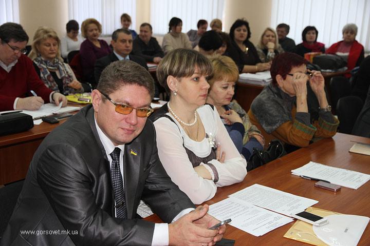 На медицинской коллегии мэр Николаева показал главврачам их куратора