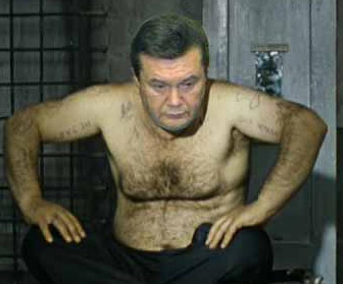 Порошенко рекомендовал Януковичу возглавить протестное движение… в тюрьме