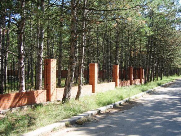 Дом отдыха в Коблевском лесу построен не будет
