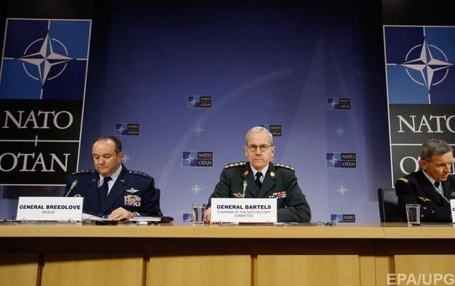 НАТО не даст оружия Украине, у него его нет. А вот страны-члены НАТО – это совсем другое дело!