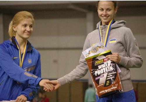 Украинская легкоатлетка показала лучший результат в мире по спортивной ходьбе