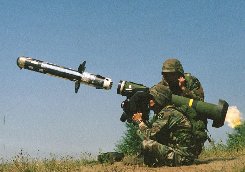 Грузия получила противотанковые Javelin