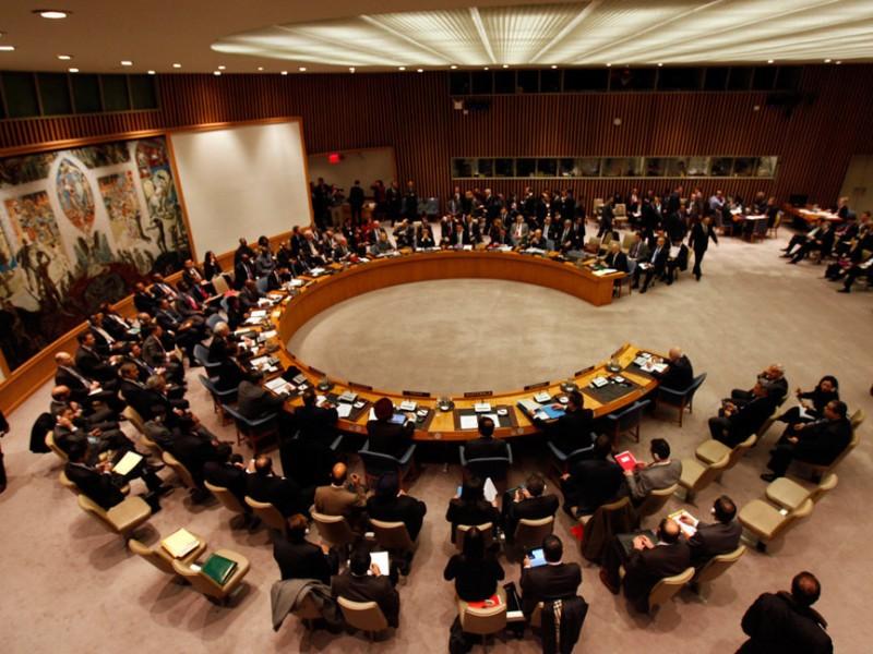 В пятницу Совбез ООН проведет
