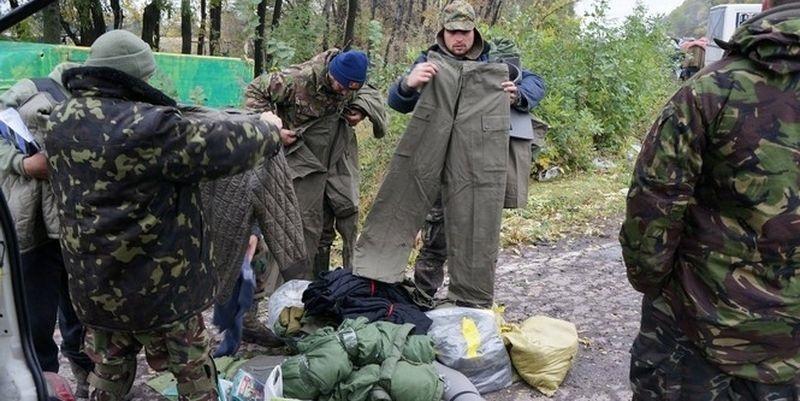 Так как, и главное – за чей счет, обуты-одеты солдаты «79-ки»? Боец бригады решил рассказать правду