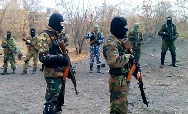 В Широкино продолжается минометный обстрел позиций сил АТО