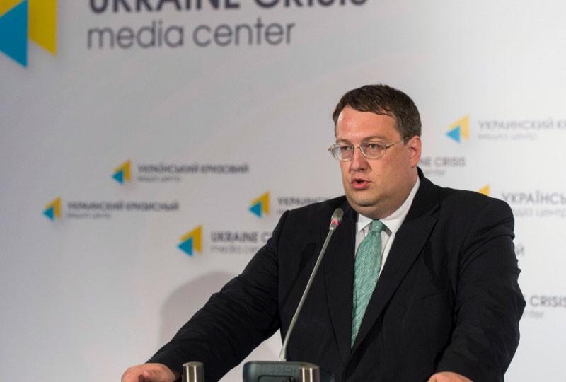Антон Геращенко снова стал советником главы МВД