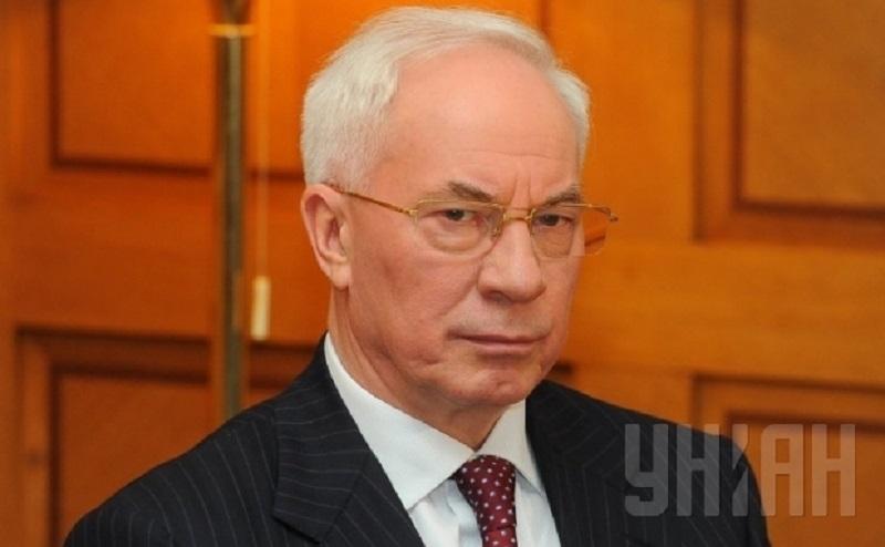 Генпрокуратура просит заочного осуждения Азарова