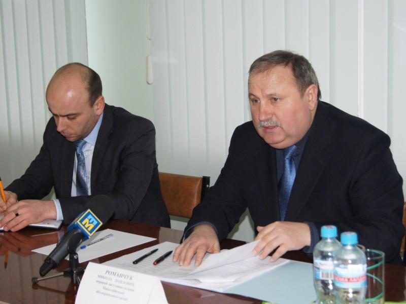 Николай Романчук: Экономика региона направлена на военные нужды