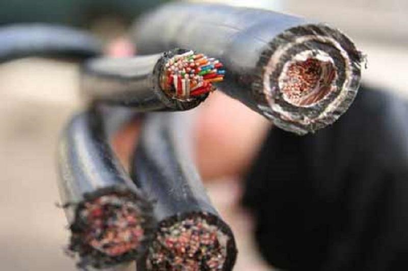 Воры явно были подготовлены: на Николаевщине срезали не работающие электропровода