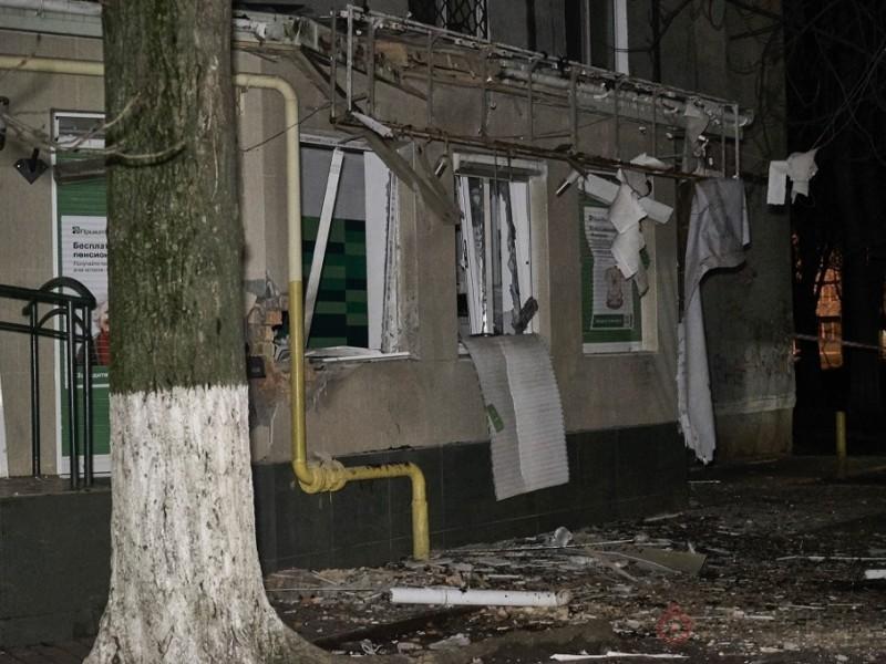 Взрыв в Одессе. Взрывное устройство было под газовой трубой
