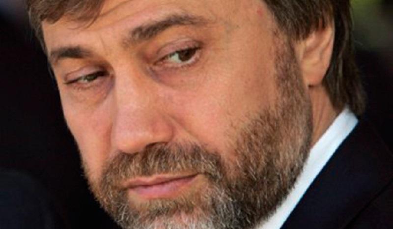 Новинский попадет в список Интерпола, если не вернется в Украину после снятия неприкосновенности