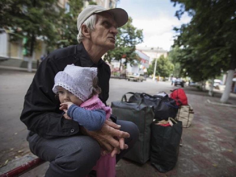 Николаевцы, переселенцам нужна наша помощь