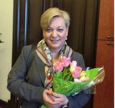 Гонтарева не собирается в отставку, ее все устраивает
