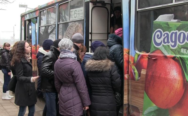 Опрос «Інше ТВ»: бардак с маршрутками николаевцам совсем не по душе