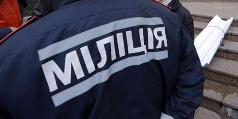 На экс-начальника Первомайского городского отдела милиции составили административный протокол