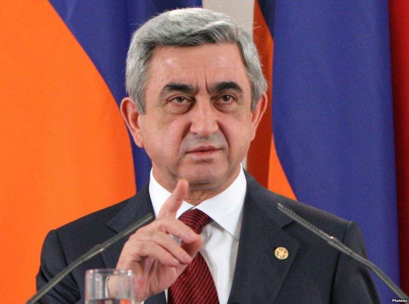 Сайт президента Армении утверждает, что телефонный разговор с Владимиром Путиным – был
