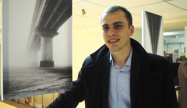 В Сити-Центре открылась персональная выставка николаевского фотографа Дениса Сисина