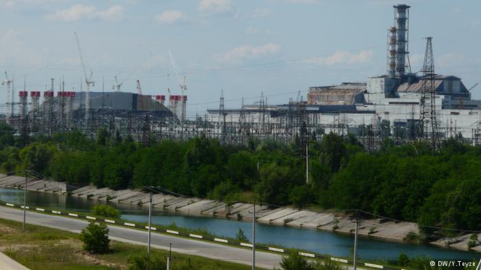 Правительство Германии выделит 18 миллионов евро на строительство саркофага на Чернобыльской АЭС