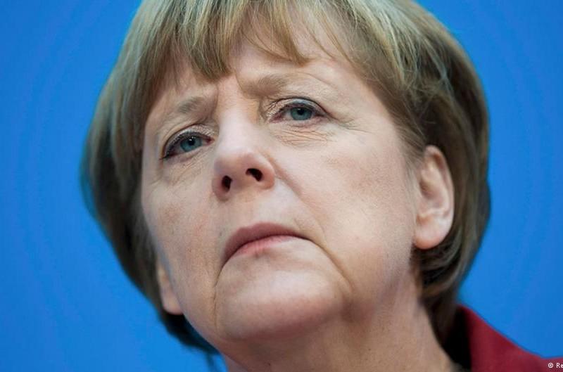 Ангела Меркель не поедет на парад Победы в Москву