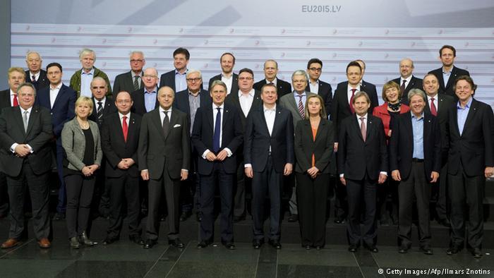 Евросоюз разделился в вопросе о санкциях против России