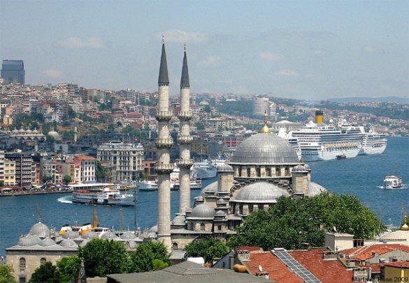 В Стамбуле при взрыве в редакции журнала погиб один человек, трое ранены