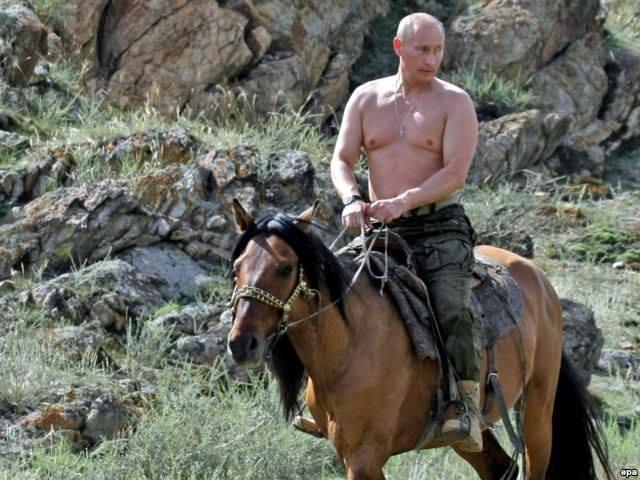 Пять версий того, куда подевался Путин