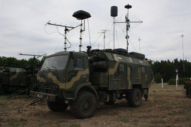 Россия разместила системы радиоразведки вдоль границы Харьковской области