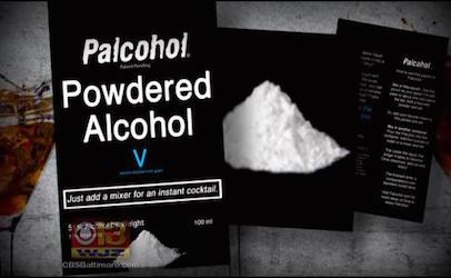 В США начнут продажи порошкового алкоголя