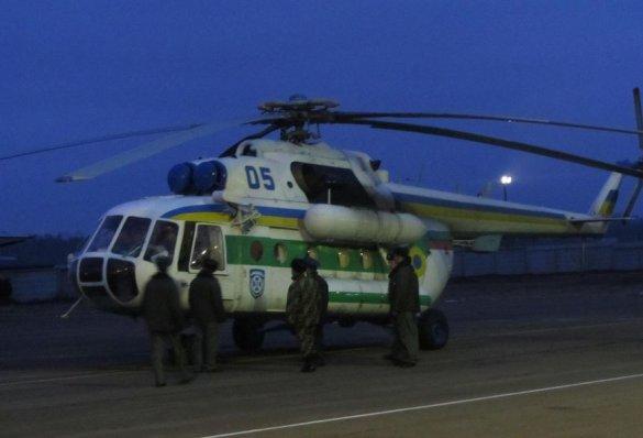СБУ предотвратила продажу военного вертолета, который мог попасть к террористам