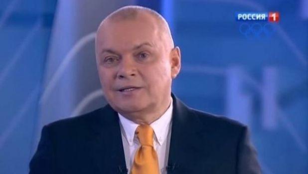 Молдова объявила персонами нон грата Дмитрия Киселева и автора фильма про Крым